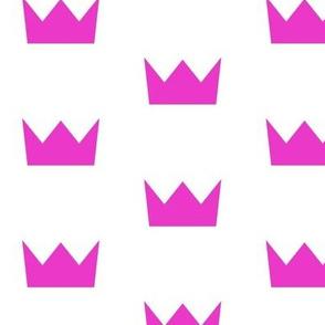 Little Pink Crowns