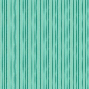 Streamer Stripe in Aqua