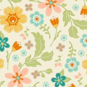 Blooming Floral