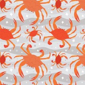 Wandering Crabs to Eaten