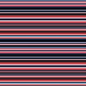 stripes (black)