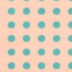Blue mandarine Curtain Fabric