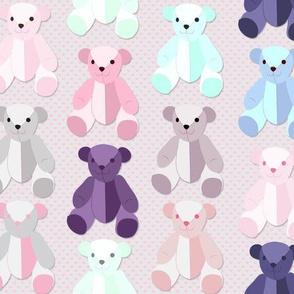 Teddy Bears & Hearts