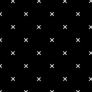 x // blackest black