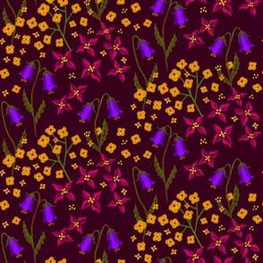final layered floral 10 dark