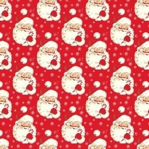 Hi Santa Red ~ New  small size ! Christmas