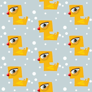 Duck fabric