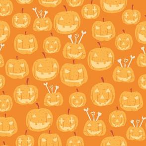 "Halloween ""pumkins"""