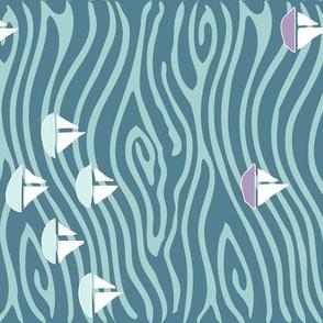 SailingAtTheLake-pastels-2016-NEWCORR2waves-rotated