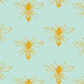 golden bees