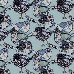 Blue Bird Stack