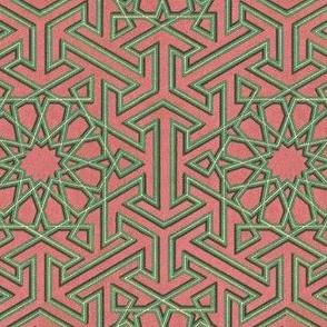 moorish geometric