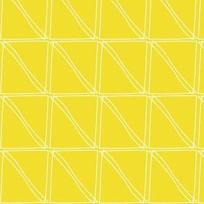 triangle in lemon