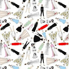 Audrey Fashion Girls