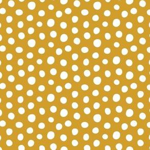Dots Caramel - med