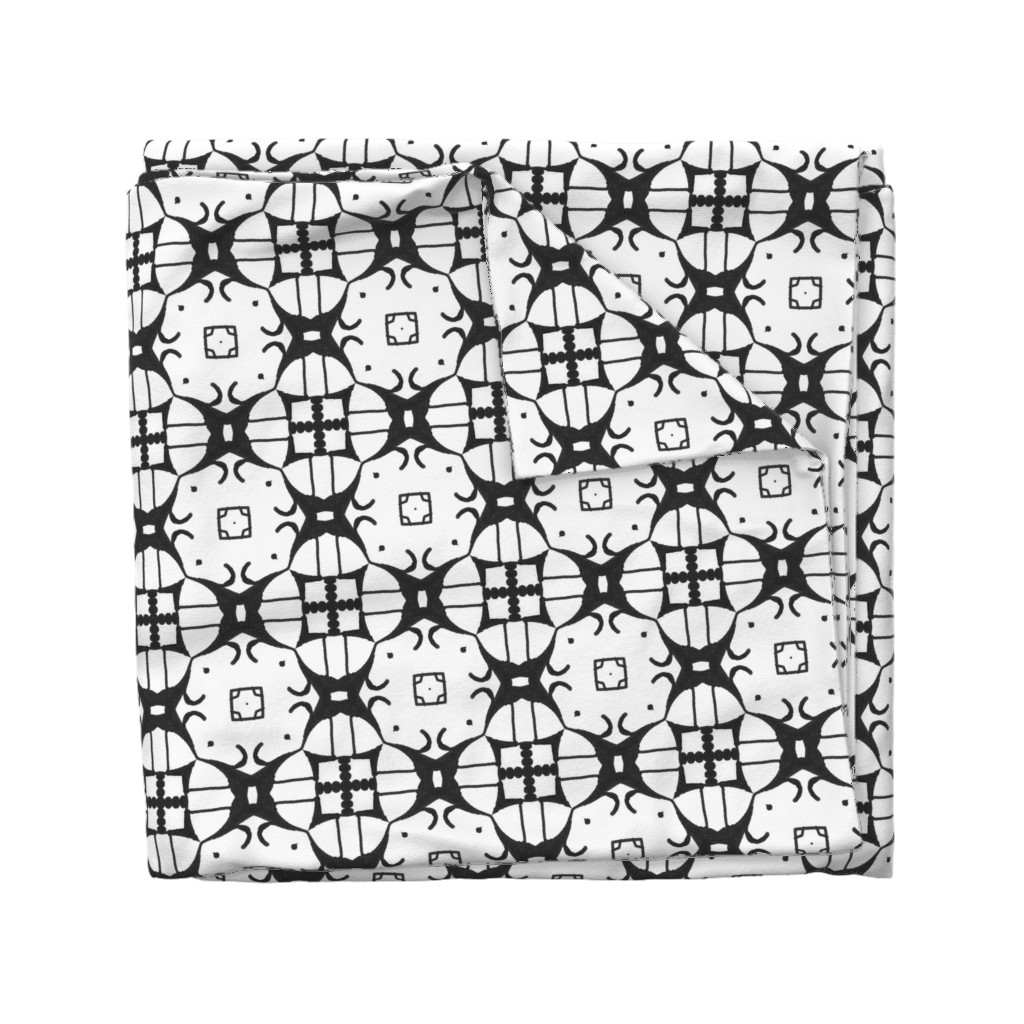 Wyandotte Duvet Cover featuring Beholder by edjeanette