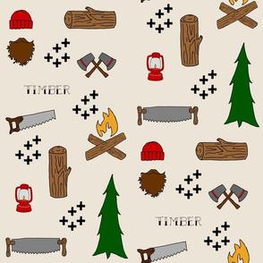 Lumberjack Large