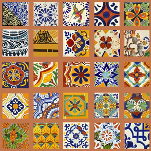 Talavera Mexican Tiles