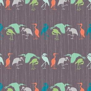 Cranes - small repeat