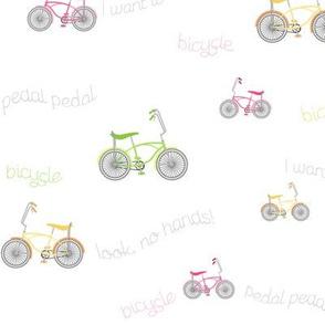 Banana Seat Bicycles