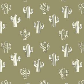 Mexican cactus print