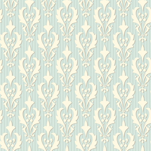 Victorian royal pattern