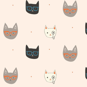 320. Spectacle of Kittens