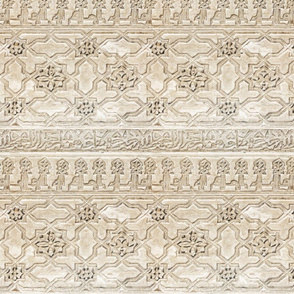 Moorish stucco