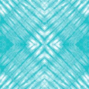 Shibori 25 Aqua
