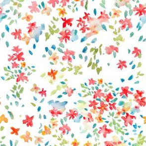 Scattered Blooms