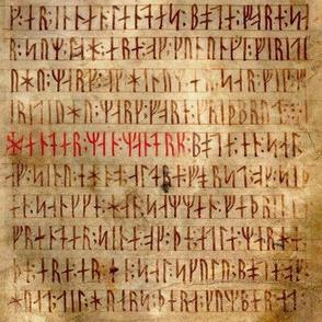 Codex Runicus Orginal
