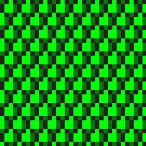 Pixel Green Scales