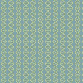 Grapevine Small (Green & Slate)