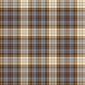 """Lochaber scrapbook tartan, 6"""""""