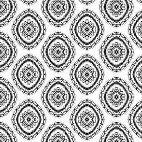 Circles | Black & White