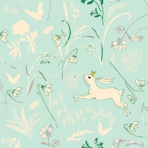 Enchanted Bunny Prince ( )