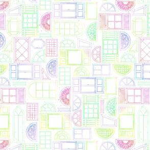 Vibrant Windows