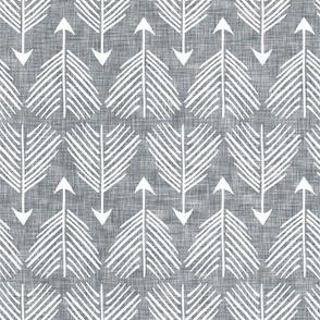Good shot (grey linen)