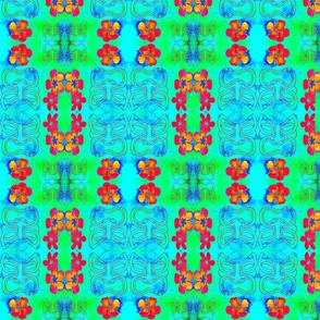 Colorful Tiki