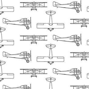 Antique Airplanes #2