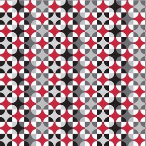 checkers B&W