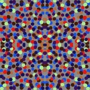 Confetti (Red & Blue)
