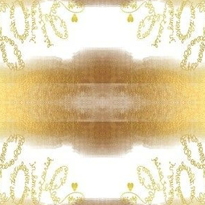 Gold Religious For God so Loved the World John 3:16