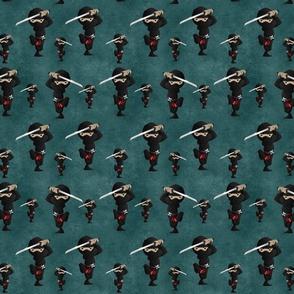 Ninja Teal