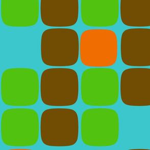 Tetris-Ju ju bee