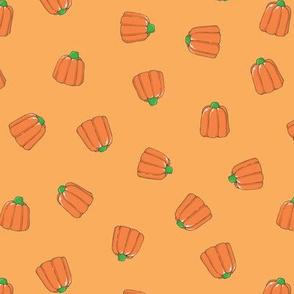 Pumpkin Candy Corn