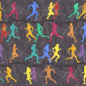 Runners Dark Grey
