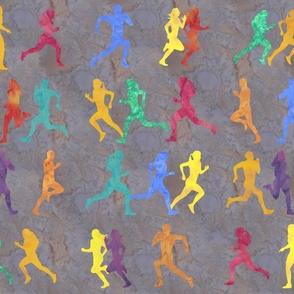 Runners Light Grey