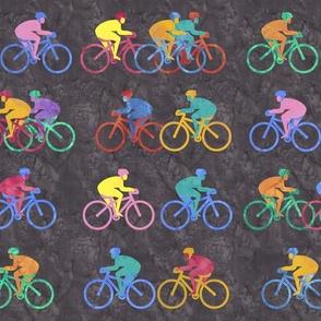 Bikers Dark Grey