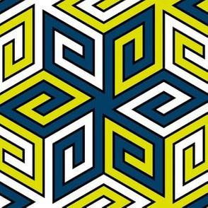 05636769 : greek cube : firefly maze